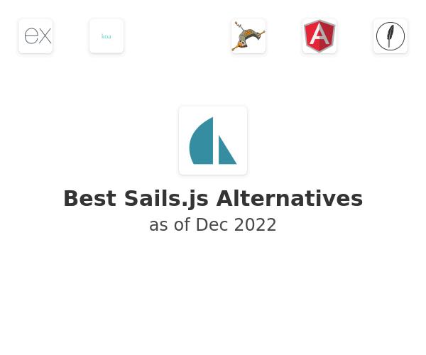 Best Sails.js Alternatives