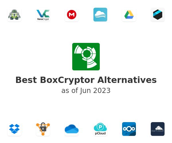 Boxcryptor Alternative