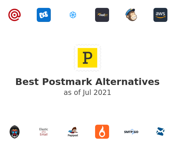 Best Postmark Alternatives