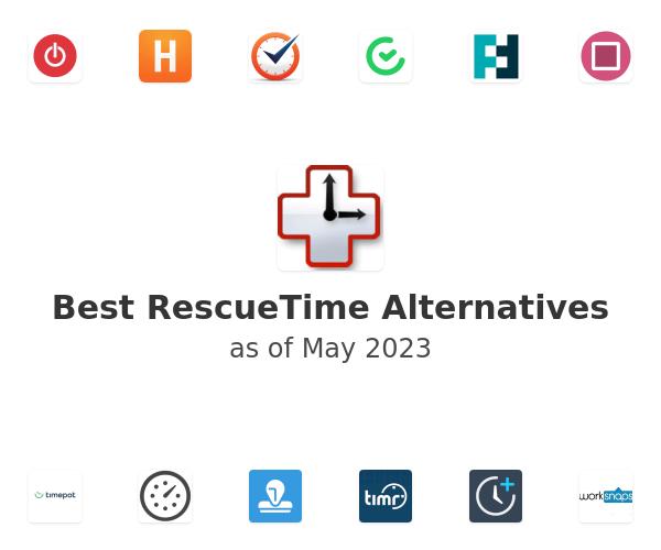 Best RescueTime Alternatives