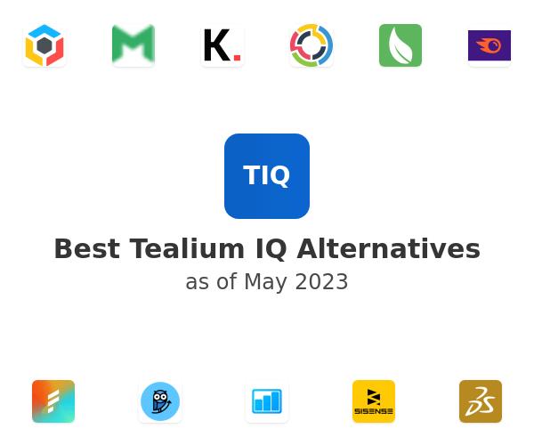Best Tealium IQ Alternatives