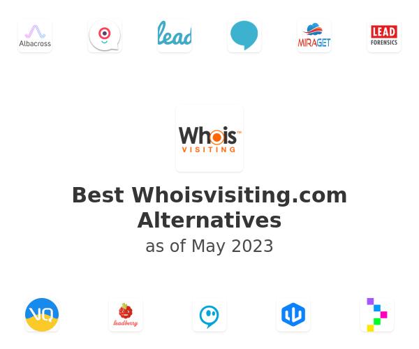 Best Whoisvisiting.com Alternatives