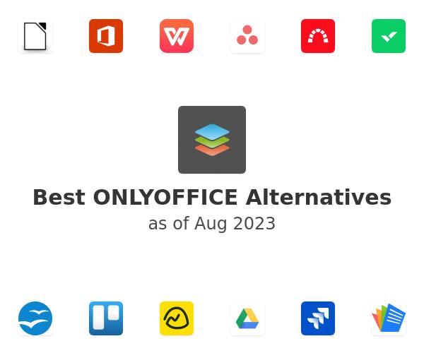 Best ONLYOFFICE Alternatives