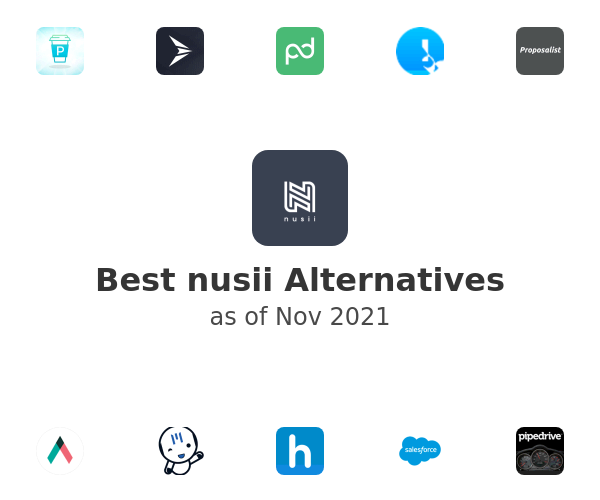 Best nusii Alternatives