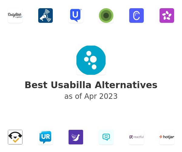 Best Usabilla Alternatives
