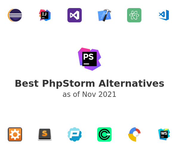 Best PhpStorm Alternatives