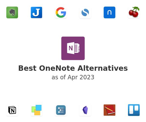 Best OneNote Alternatives