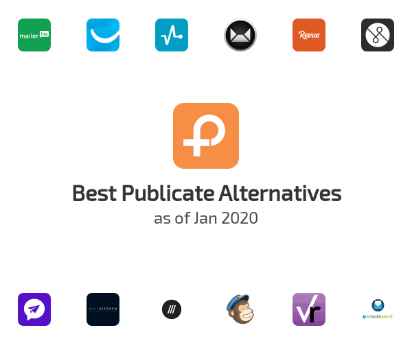 Best Publicate Alternatives