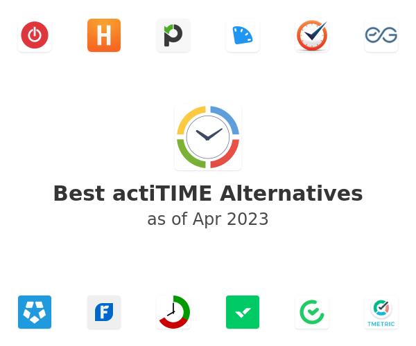 Best actiTIME Alternatives