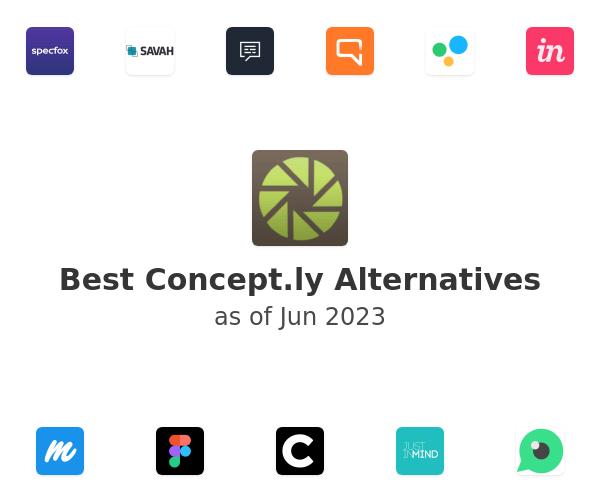 Best Concept.ly Alternatives
