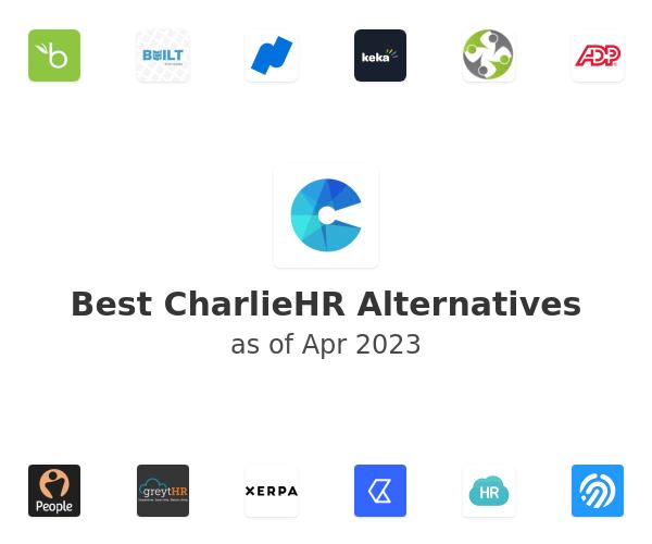 Best CharlieHR Alternatives