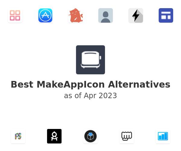 Best MakeAppIcon Alternatives
