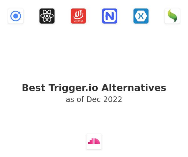 Best Trigger.io Alternatives