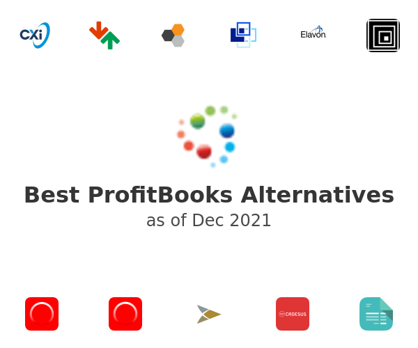 Best ProfitBooks Alternatives