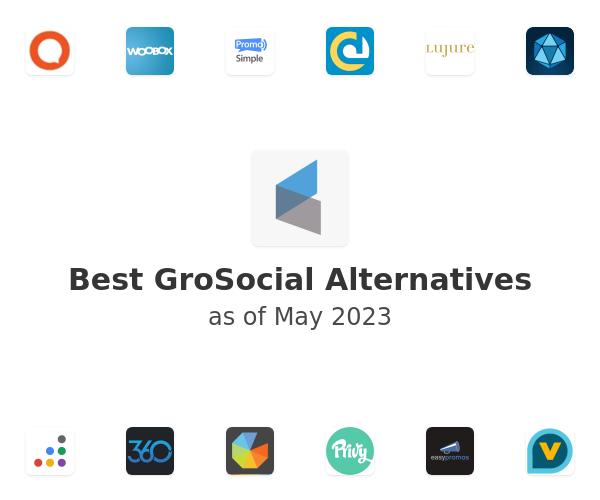 Best GroSocial Alternatives