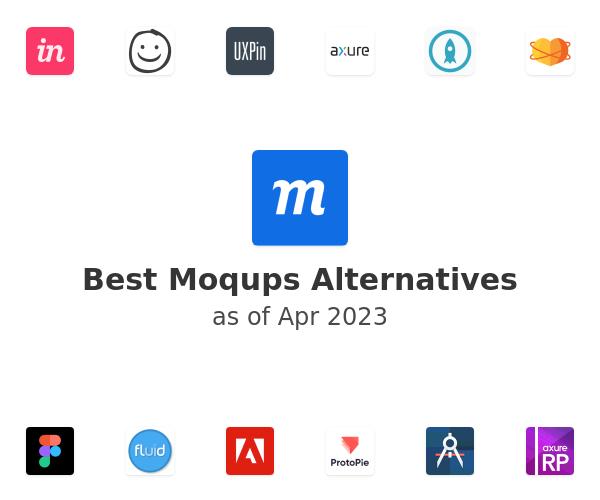 Best Moqups Alternatives