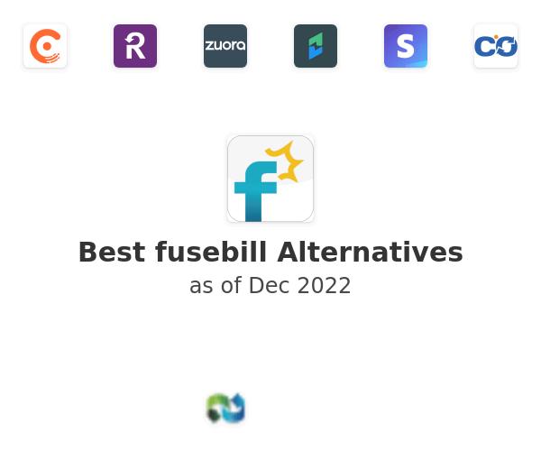 Best fusebill Alternatives