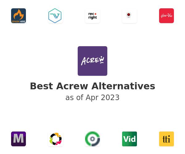 Best Acrew Alternatives