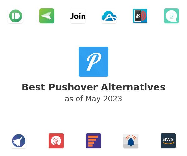 Best Pushover Alternatives