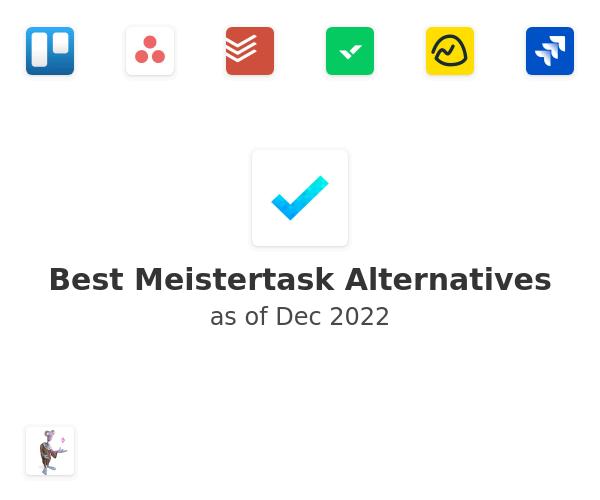 Best Meistertask Alternatives