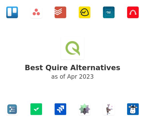 Best Quire Alternatives