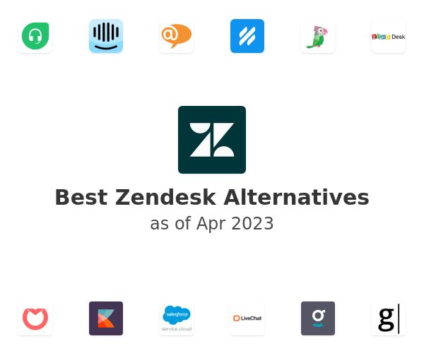 Best ZenDesk Alternatives