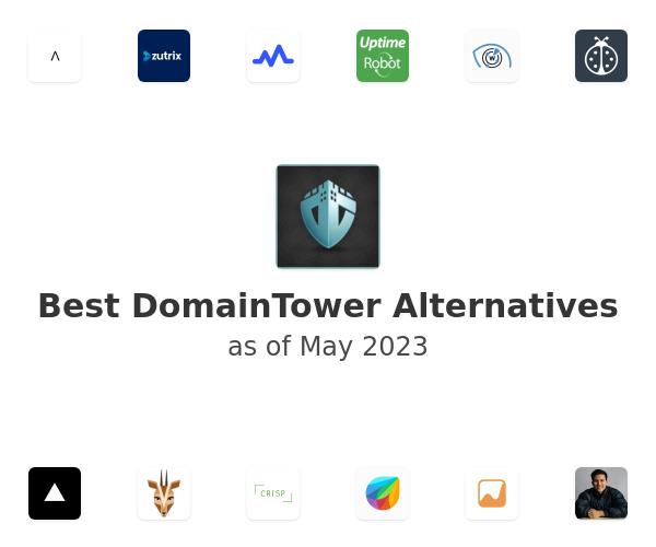 Best DomainTower Alternatives
