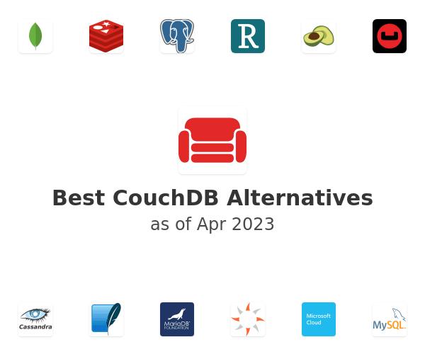 Best CouchDB Alternatives