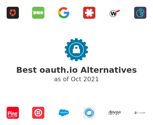 Best oauth.io Alternatives