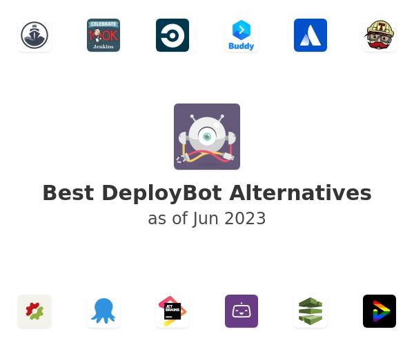 Best DeployBot Alternatives