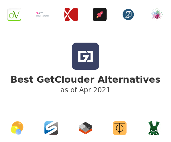 Best GetClouder Alternatives