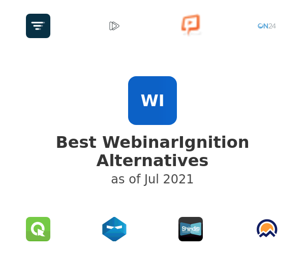Best WebinarIgnition Alternatives