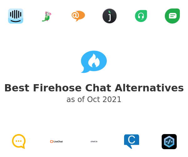 Best Firehose Chat Alternatives