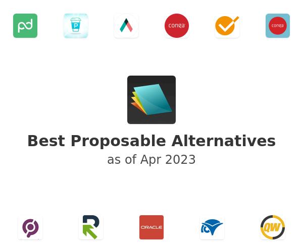 Best Proposable Alternatives
