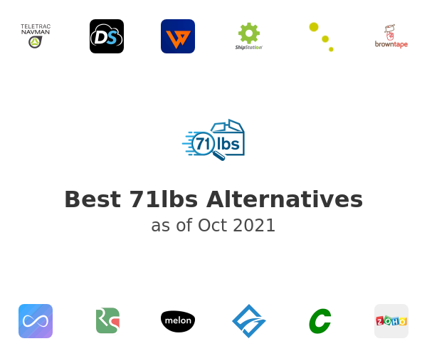 Best 71lbs Alternatives