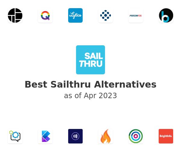 Best Sailthru Alternatives