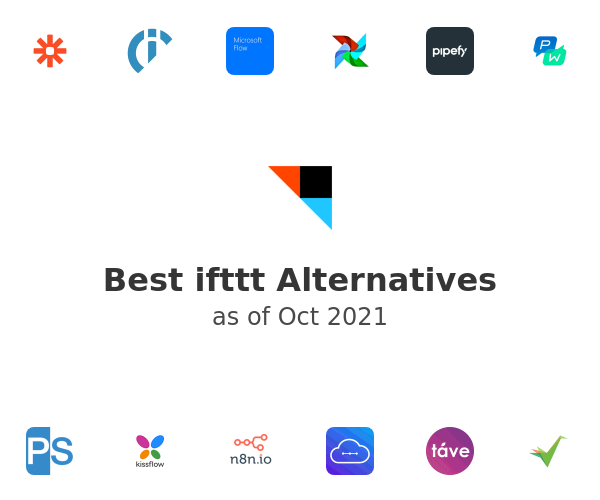 Best ifttt Alternatives