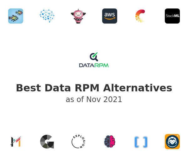 Best Data RPM Alternatives