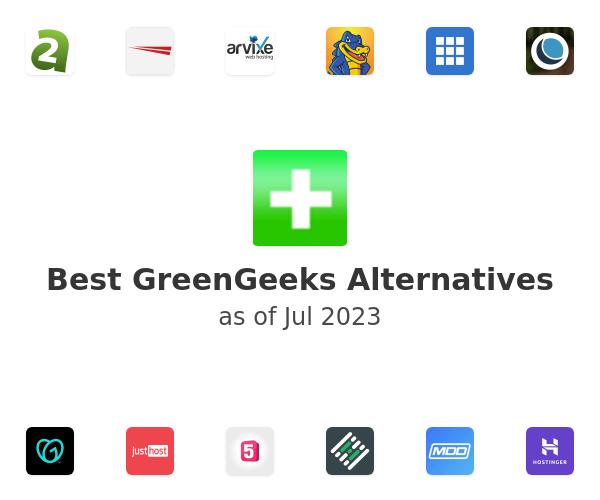 Best GreenGeeks Alternatives