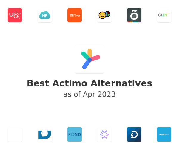 Best Actimo Alternatives