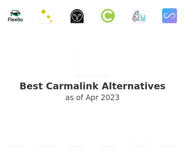 Best Carmalink Alternatives