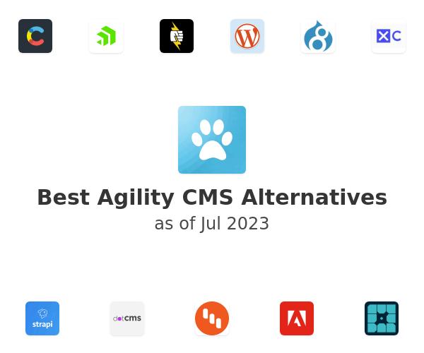 Best Agility CMS Alternatives