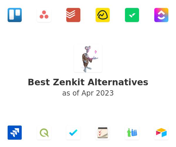 Best Zenkit Alternatives