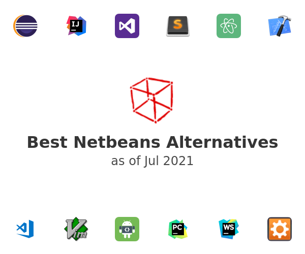 Best Netbeans Alternatives
