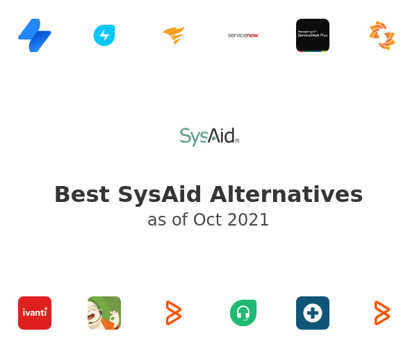 Best SysAid Alternatives