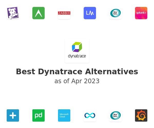 Best Dynatrace Alternatives