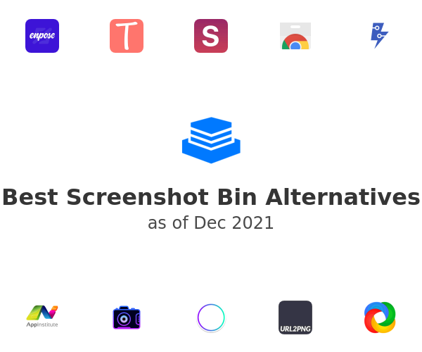 Best Screenshot Bin Alternatives