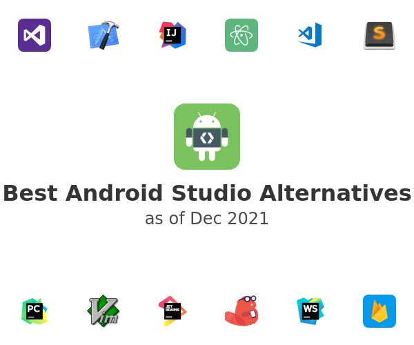 Best Android Studio Alternatives