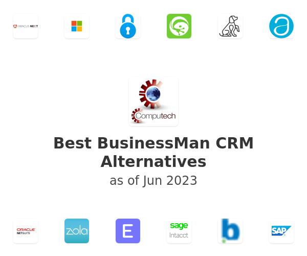 Best BusinessMan CRM Alternatives