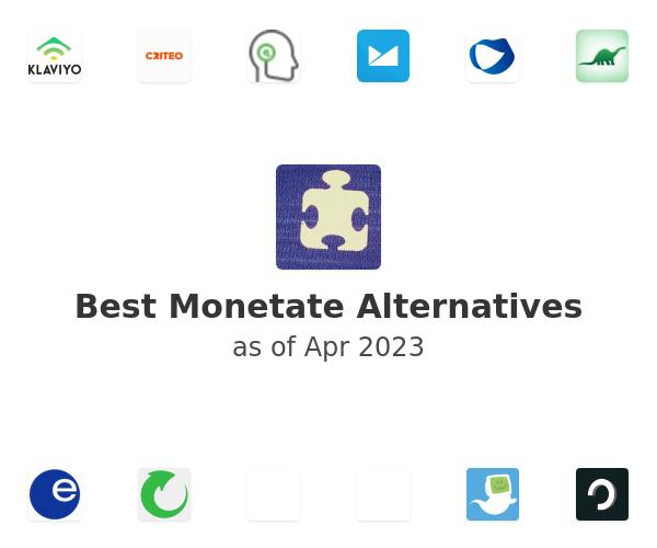 Best Monetate Alternatives